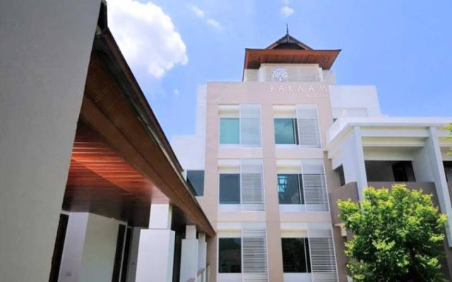 Bakaam Boutique Hotel вид на фасад