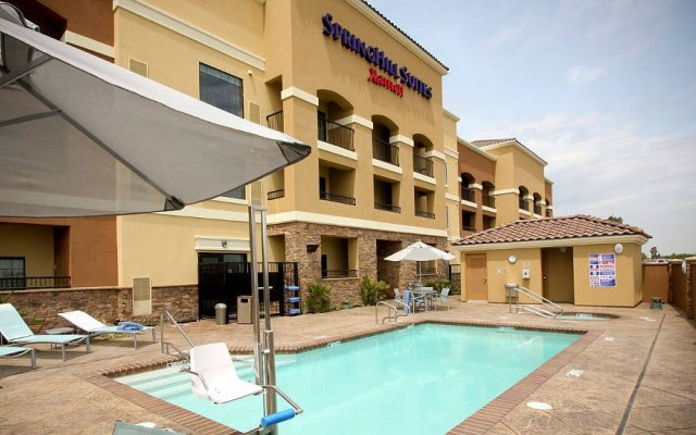 Springhill Suites By Marriott Madera United States Of America Zenhotels