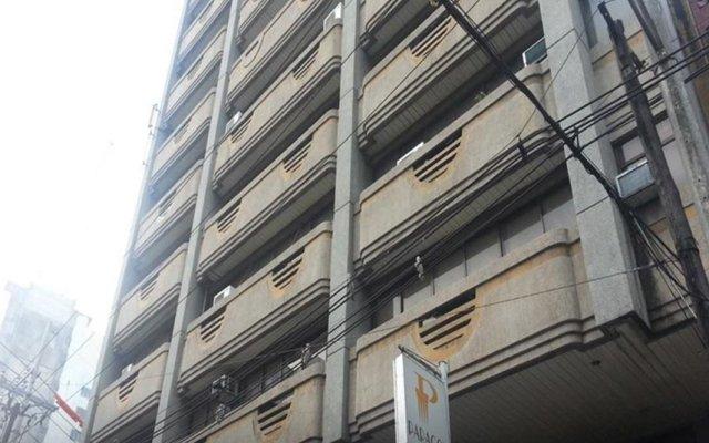 Отель Paragon Tower Hotel Филиппины, Манила - отзывы, цены и фото номеров - забронировать отель Paragon Tower Hotel онлайн вид на фасад