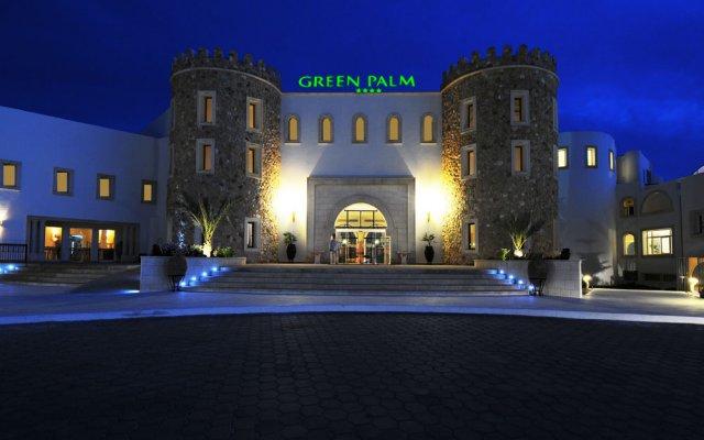 Отель Green Palm Тунис, Мидун - отзывы, цены и фото номеров - забронировать отель Green Palm онлайн вид на фасад