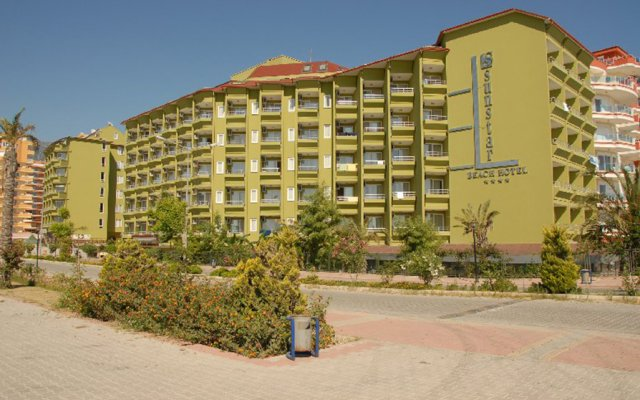 Sunstar Beach Hotel вид на фасад