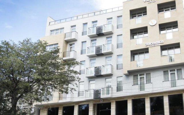 Отель Vilton балкон