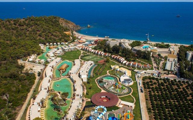 Rixos Premium Tekirova Турция, Кемер - 2 отзыва об отеле, цены и фото номеров - забронировать отель Rixos Premium Tekirova - All Inclusive онлайн пляж