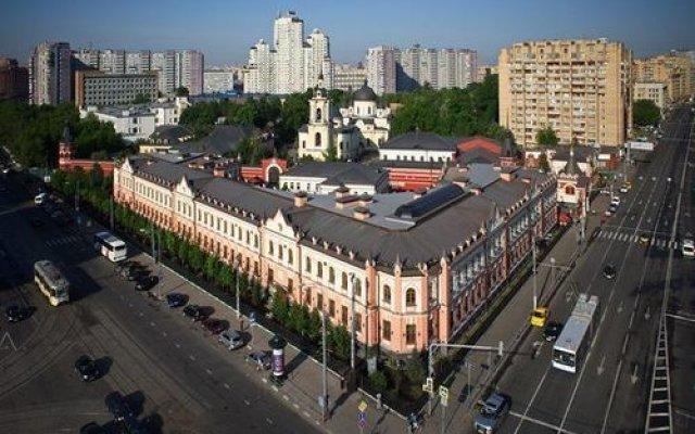 Гостиница Pokrov Convent в Москве отзывы, цены и фото номеров - забронировать гостиницу Pokrov Convent онлайн Москва парковка
