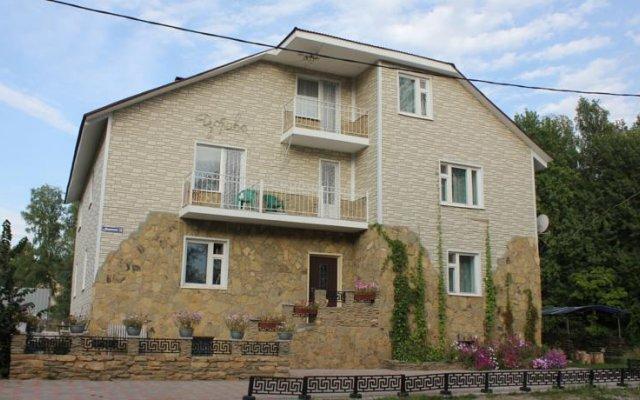 Гостиница Дубрава вид на фасад