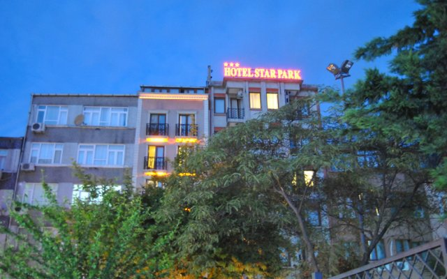 Hotel Star Park вид на фасад