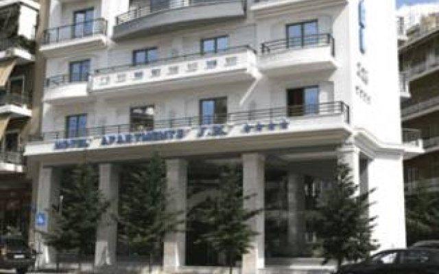 JK Hotel вид на фасад