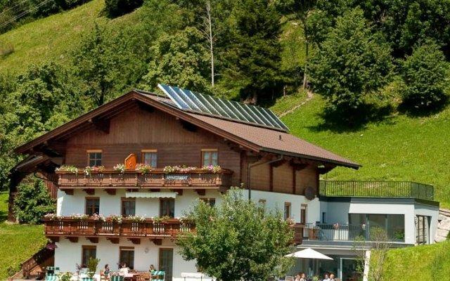 Отель Appartements Hartlbauer Австрия, Гастайнерталь - отзывы, цены и фото номеров - забронировать отель Appartements Hartlbauer онлайн балкон
