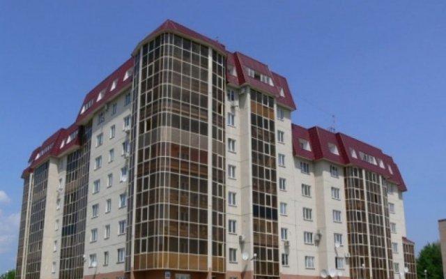 Гостиница Дубрава Плюс в Оренбурге отзывы, цены и фото номеров - забронировать гостиницу Дубрава Плюс онлайн Оренбург вид на фасад