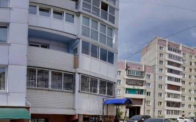 Отель Мастер и Маргарита Иркутск вид на фасад