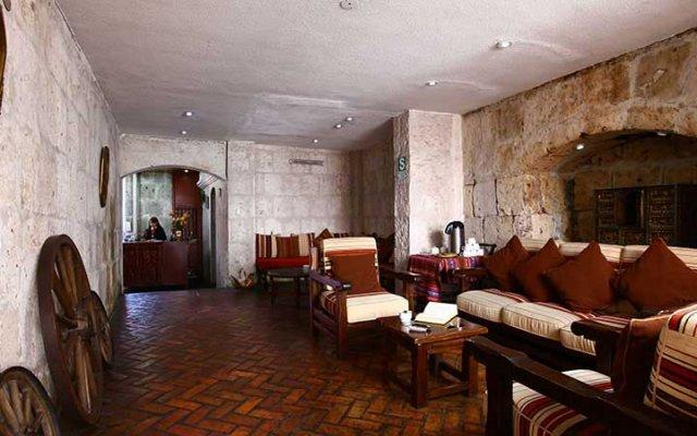 Hotel San Agustin Posada del Monasterio 1