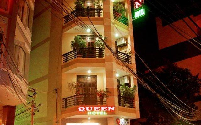 Queen Hotel Нячанг вид на фасад