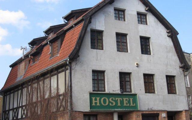 Hostel Przy Targu Rybnym вид на фасад