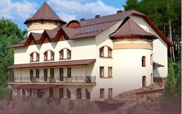 Россия, бизнес-отель Белокуриха вид на фасад