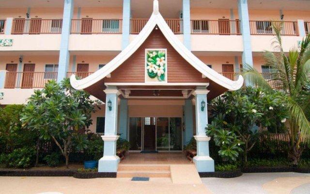 Отель Ampan Resort вид на фасад
