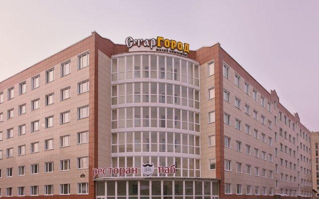 Гостиница Старгород в Калуге - забронировать гостиницу Старгород, цены и фото номеров Калуга вид на фасад