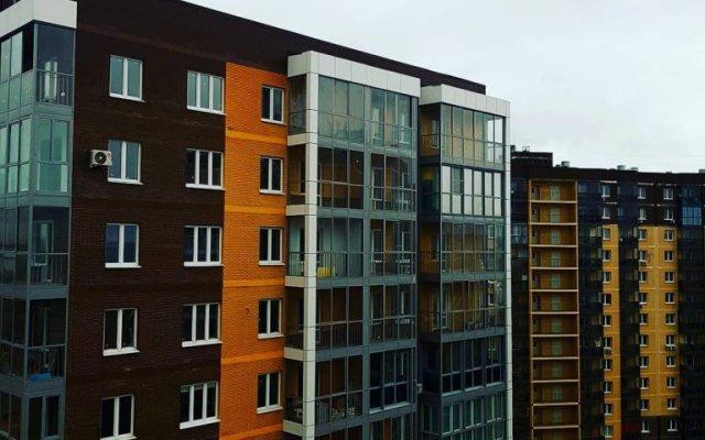 Апартаменты Красных Мадьяр вид на фасад