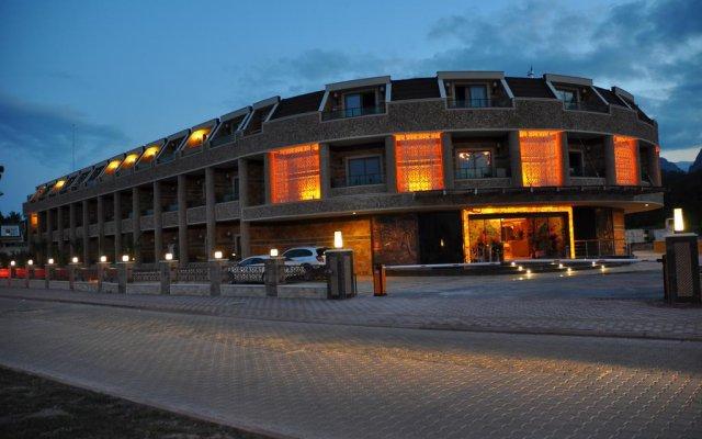 Kemer Botanik Resort Hotel вид на фасад