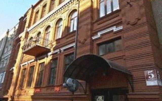 Гостиница Four Rooms Отель Украина, Харьков - отзывы, цены и фото номеров - забронировать гостиницу Four Rooms Отель онлайн вид на фасад