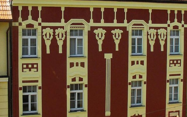 Отель Hormeda Чехия, Прага - отзывы, цены и фото номеров - забронировать отель Hormeda онлайн вид на фасад