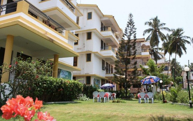 Отель Alor Holiday Resort Гоа