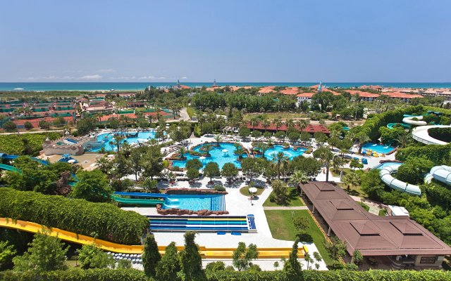 Отель Ali Bey Park Manavgat - All Inclusive Сиде бассейн