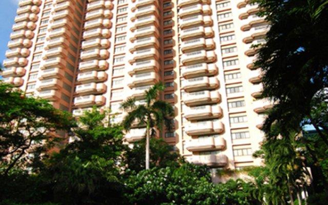 Отель Pantip Suites Sathorn Таиланд, Бангкок - 1 отзыв об отеле, цены и фото номеров - забронировать отель Pantip Suites Sathorn онлайн вид на фасад