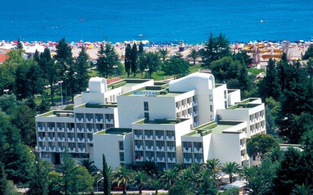 Отель Mediteran Wellness & Spa Congress Center пляж
