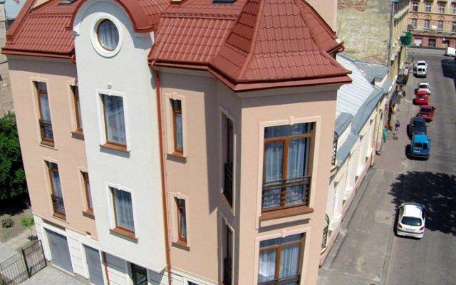 Апартаменты A&A Apartments вид на фасад