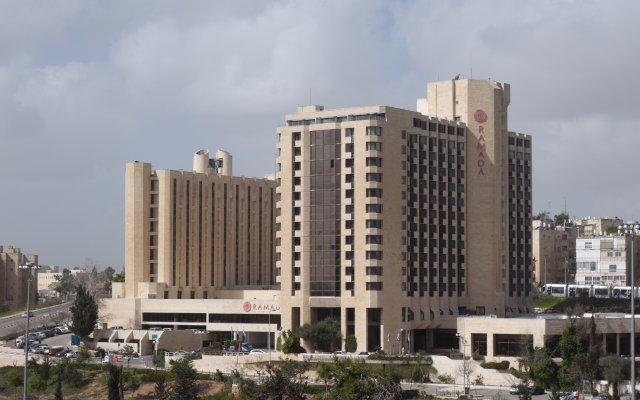 Отель Ramada Jerusalem Иерусалим