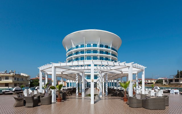 Sultan of Dreams Hotel & Spa вид на фасад