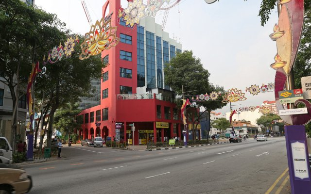 Отель Fortuna Singapore