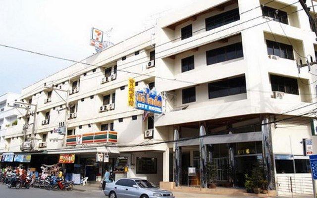 Отель City Hotel Таиланд, Краби - отзывы, цены и фото номеров - забронировать отель City Hotel онлайн