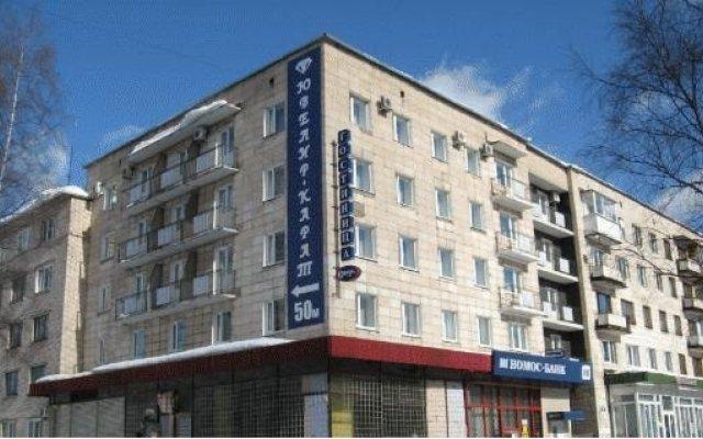 Гостиница Свирь в Тихвине отзывы, цены и фото номеров - забронировать гостиницу Свирь онлайн Тихвин вид на фасад