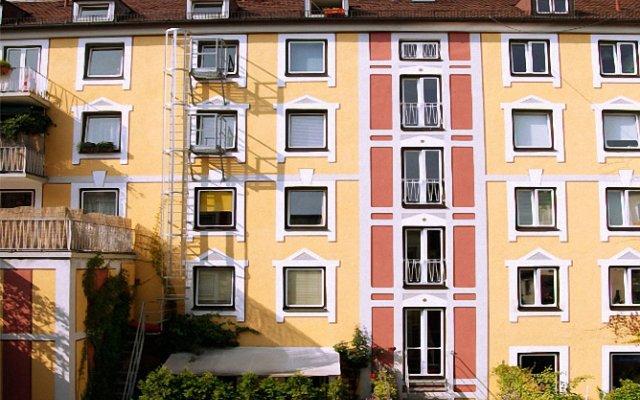 Отель Pension Eulenspiegel Германия, Мюнхен - отзывы, цены и фото номеров - забронировать отель Pension Eulenspiegel онлайн