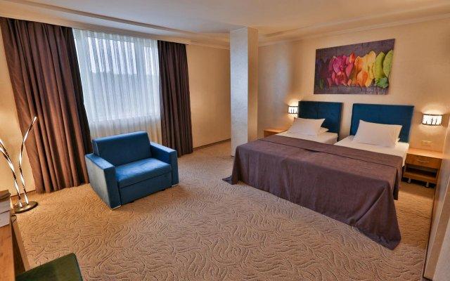 Отель Terra Europe Hotel Болгария, Тырговиште - отзывы, цены и фото номеров - забронировать отель Terra Europe Hotel онлайн комната для гостей