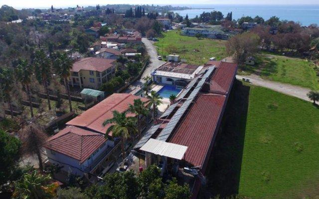 Side Sunberk Hotel - All Inclusive балкон