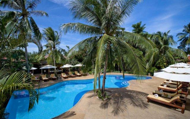 Отель Pinnacle Samui Resort бассейн