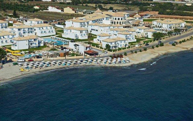 Отель Mitsis Laguna Resort & Spa пляж