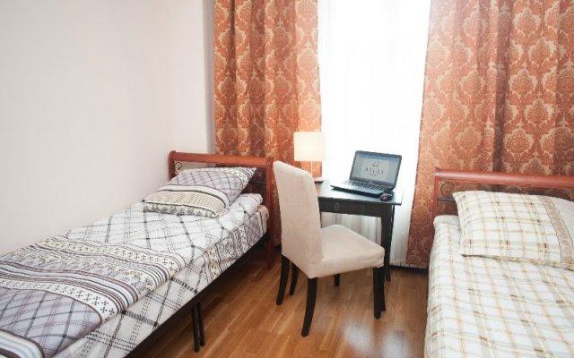 Атлас Хостел удобства в номере