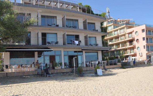 Hotel Villa Boyco вид на фасад