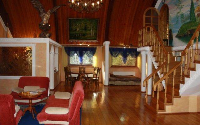 Гостиница Анатол Коттедж гостиничный бар
