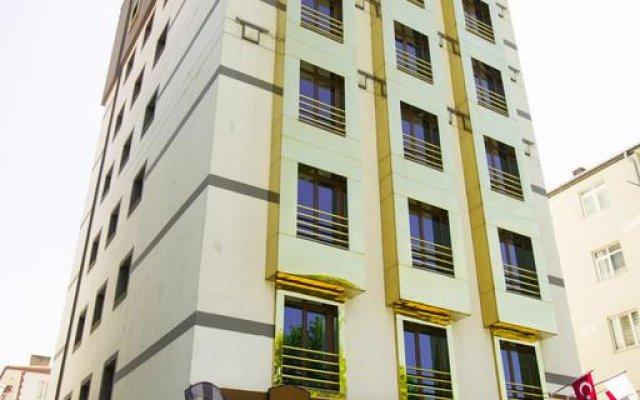 Altinpark Hotel Кайсери вид на фасад
