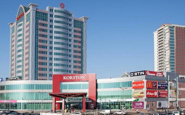 Гостиница Корстон Серпухов вид на фасад
