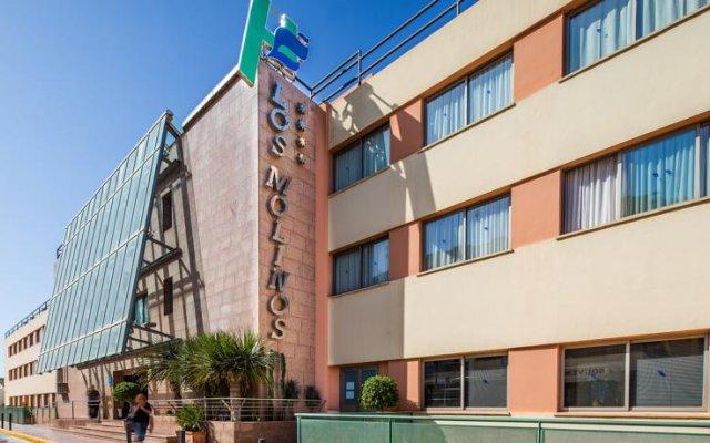 Отель THB Los Molinos - Только для взрослых вид на фасад