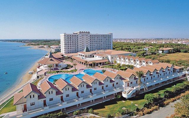 Salamis Bay Conti Resort Hotel пляж