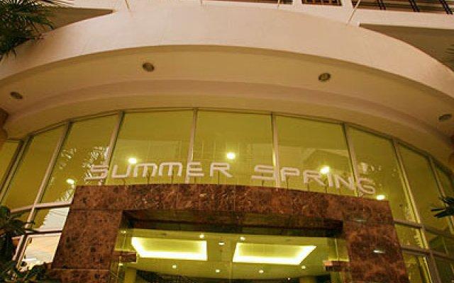 Summer Spring Hotel вид на фасад