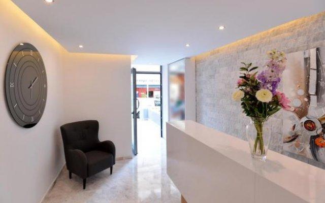 Отель Island Dreams Rooms & Suites Греция, Родос - отзывы, цены и фото номеров - забронировать отель Island Dreams Rooms & Suites онлайн интерьер отеля