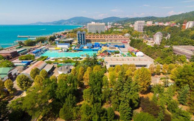 Delfin Adlerkurort Hotel пляж