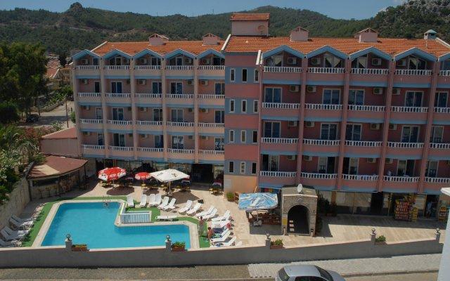 Lidya Hotel Турция, Мармарис - отзывы, цены и фото номеров - забронировать отель Lidya Hotel онлайн вид на фасад